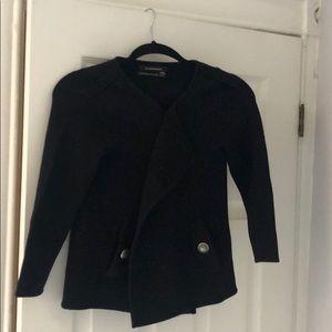 Club Monaco xs wool button up jacket